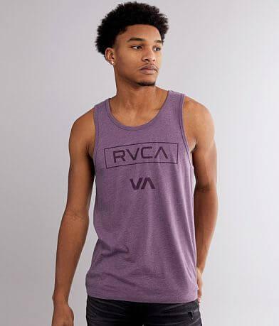 RVCA Brand Tank Top