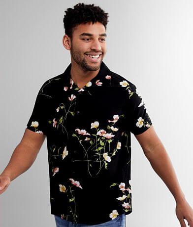 RVCA Lazarus Floral Shirt