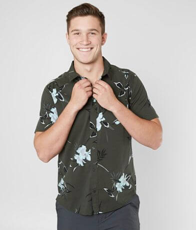 RVCA Moonflower Shirt
