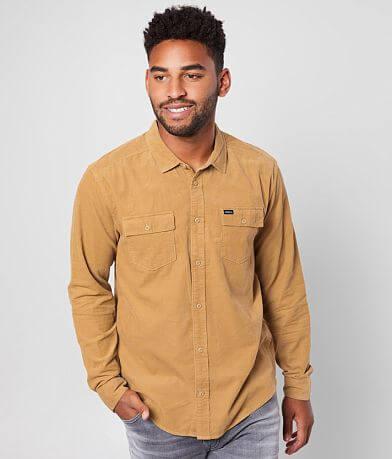 RVCA Freeman Corduroy Shirt
