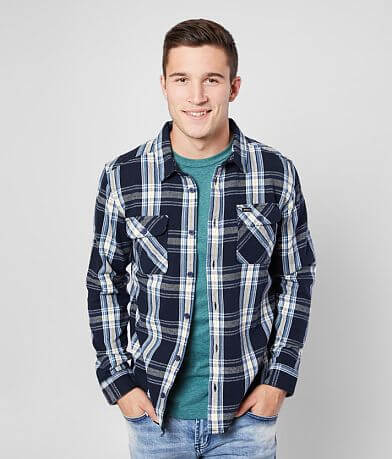 RVCA Reverberation Flannel Shirt