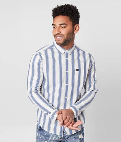 RVCA Caravan Striped Shirt