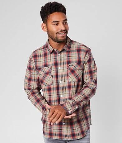 RVCA Hostile Flannel Shirt