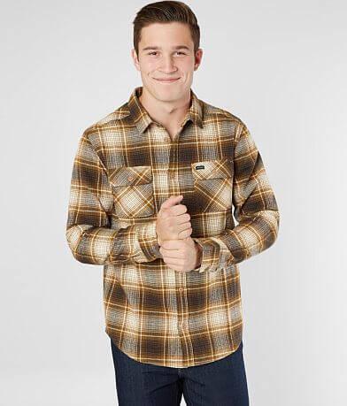 RVCA High Plains Flannel Shirt