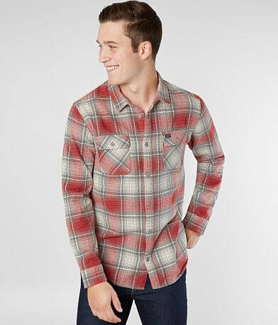 RVCA High Plains Flannel Shirt