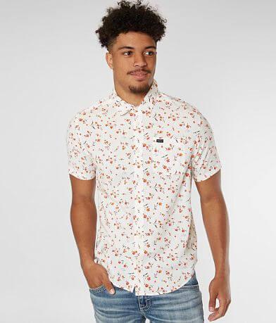 RVCA Elegie Floral Shirt