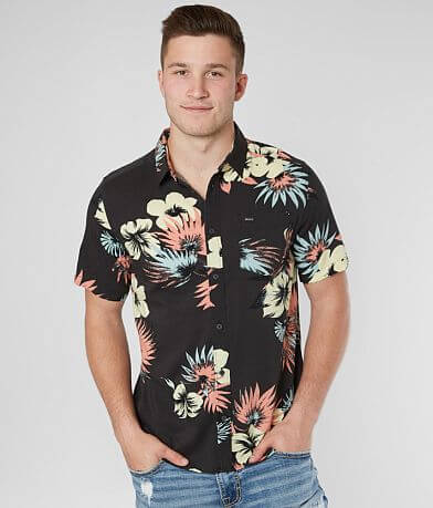 RVCA Romeo Floral Shirt
