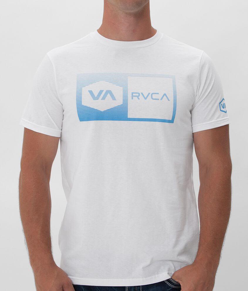 RVCA Fade Box T-Shirt front view