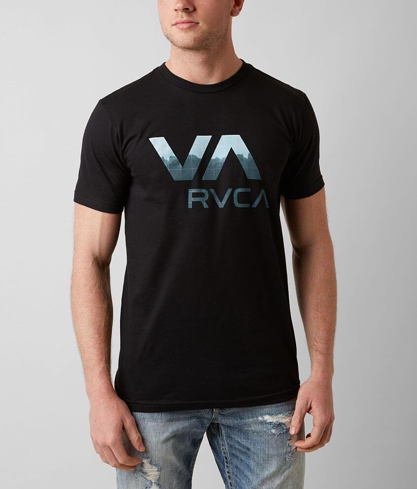 RVCA Quick Dip T-Shirt front view