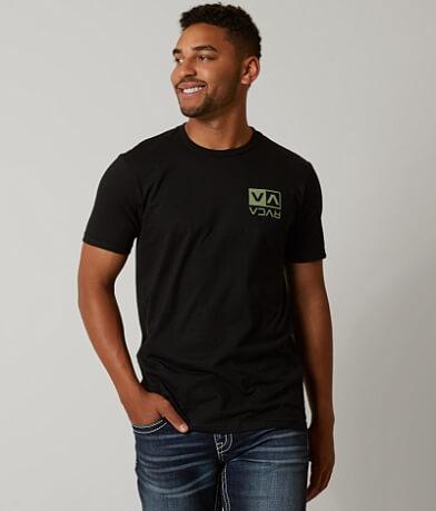RVCA Electro Flipped T-Shirt