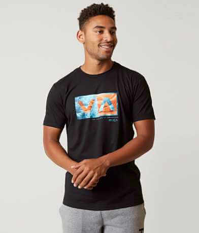 RVCA Land Sea T-Shirt