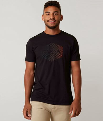 RVCA Halftone Hex T-Shirt