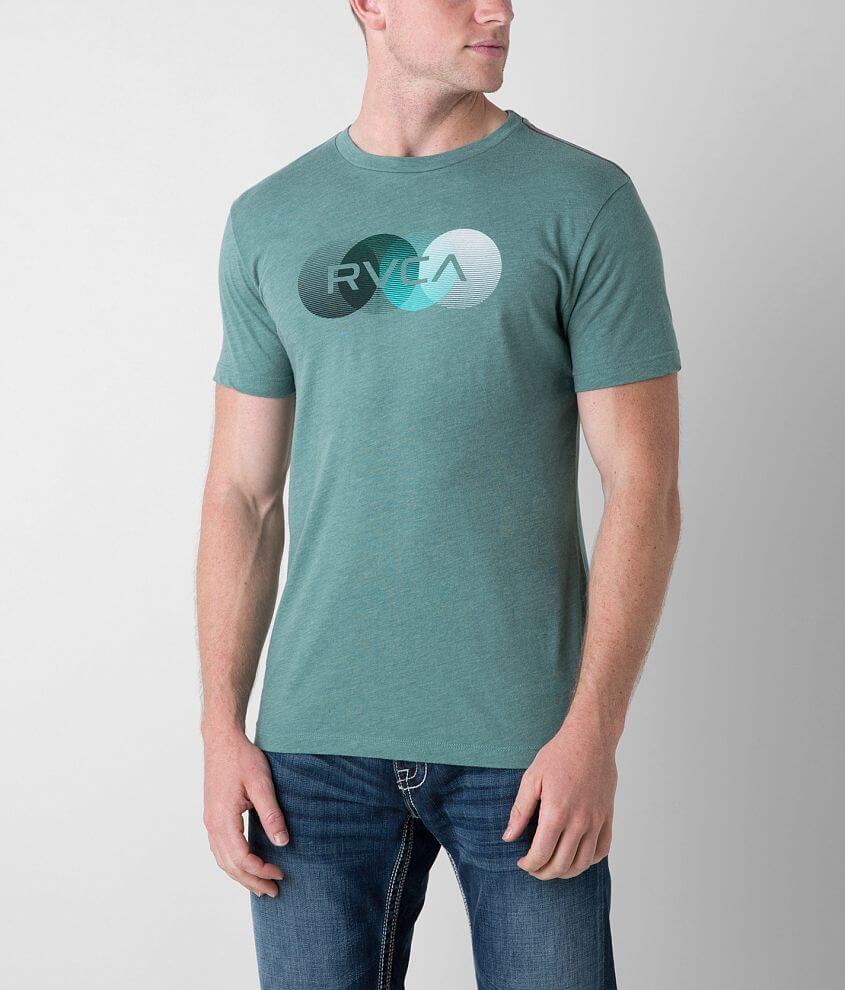 RVCA Horizon T-Shirt front view