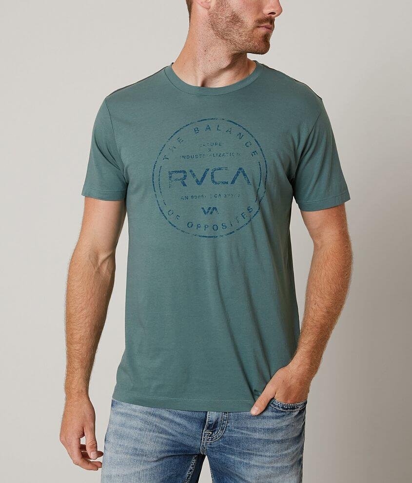RVCA Directive T-Shirt front view