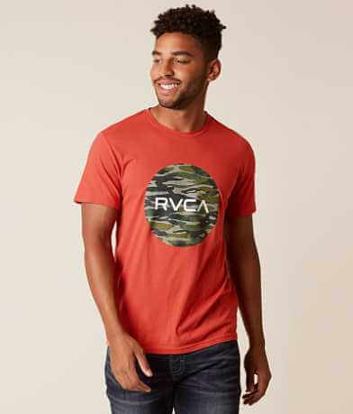 RVCA Water Camo Motors T-Shirt