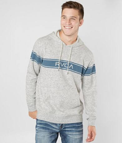 RVCA Driftin Out Hooded Sweatshirt