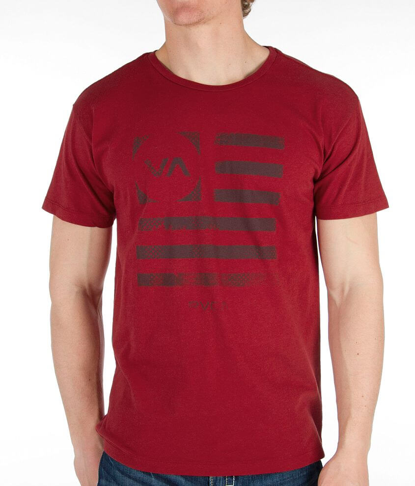 RVCA Pride T-Shirt front view