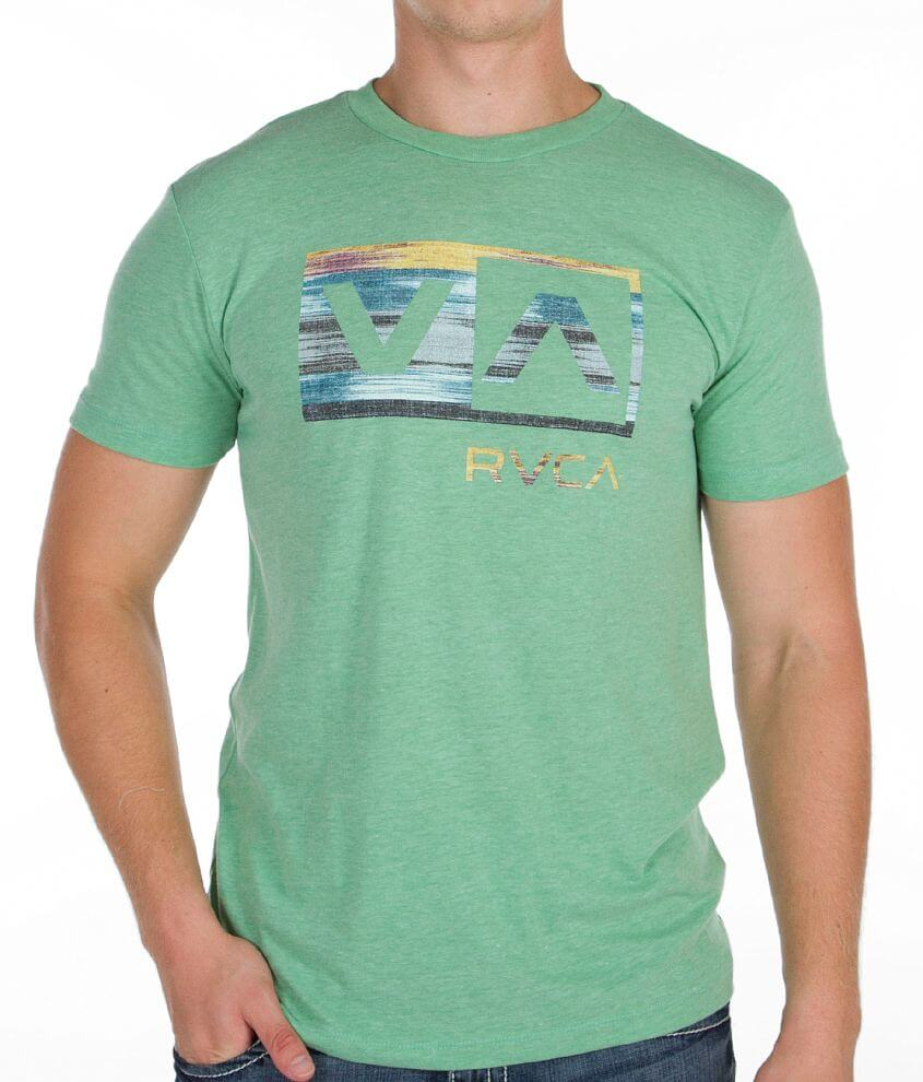 RVCA Eecat T-Shirt front view