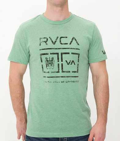 RVCA Target Boxes T-Shirt