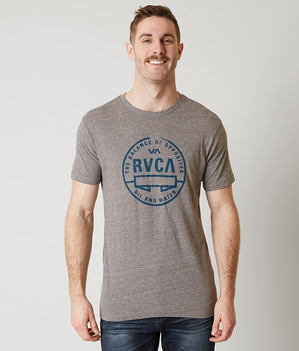Shirt T Shirt Seal Seal RVCA Stamp T RVCA Stamp Tgpf5