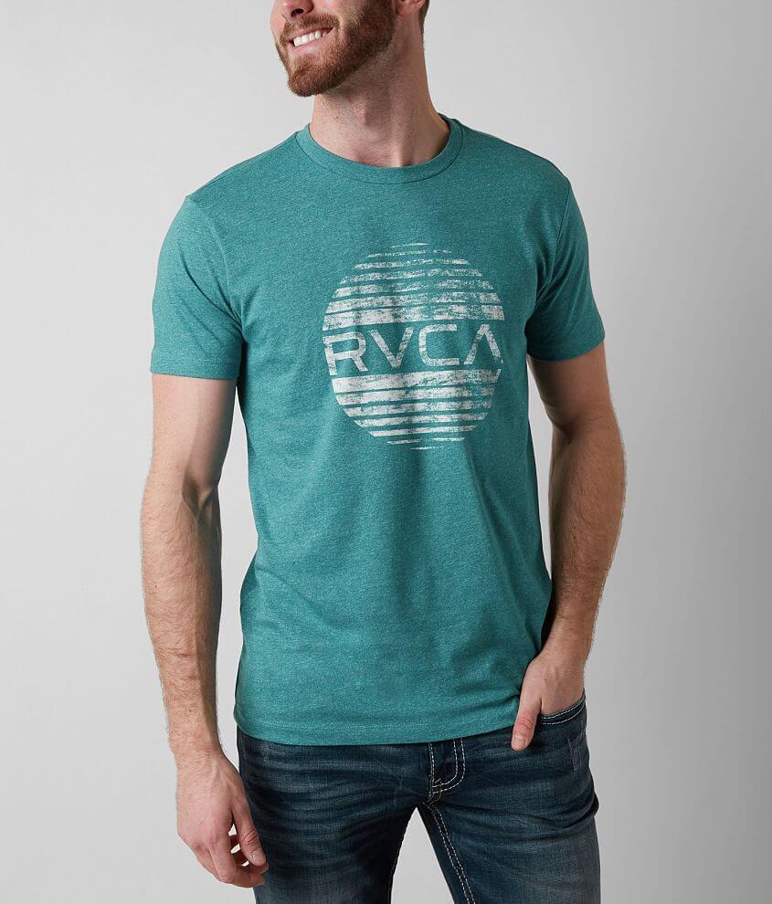 RVCA Sanburn T-Shirt front view