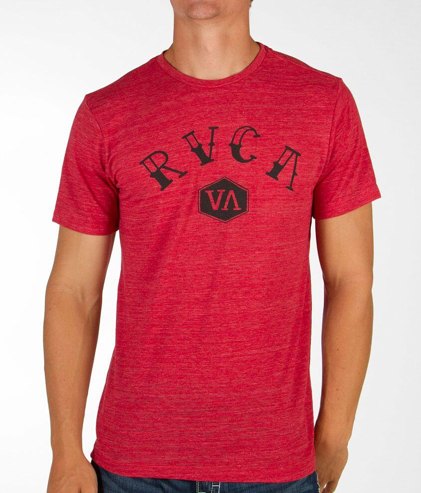 RVCA Ink T-Shirt front view