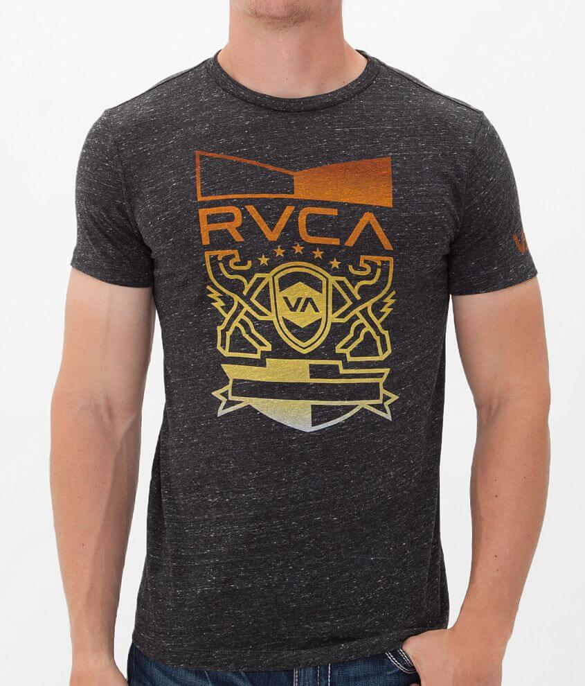 RVCA New Lions T-Shirt front view