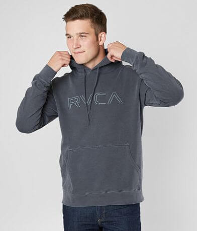 RVCA Pigment Hooded Sweatshirt