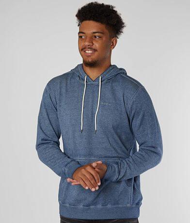 RVCA Barrel Burnout Hooded Sweatshirt