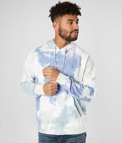 RVCA Rinsed Tie Dye Sweatshirt