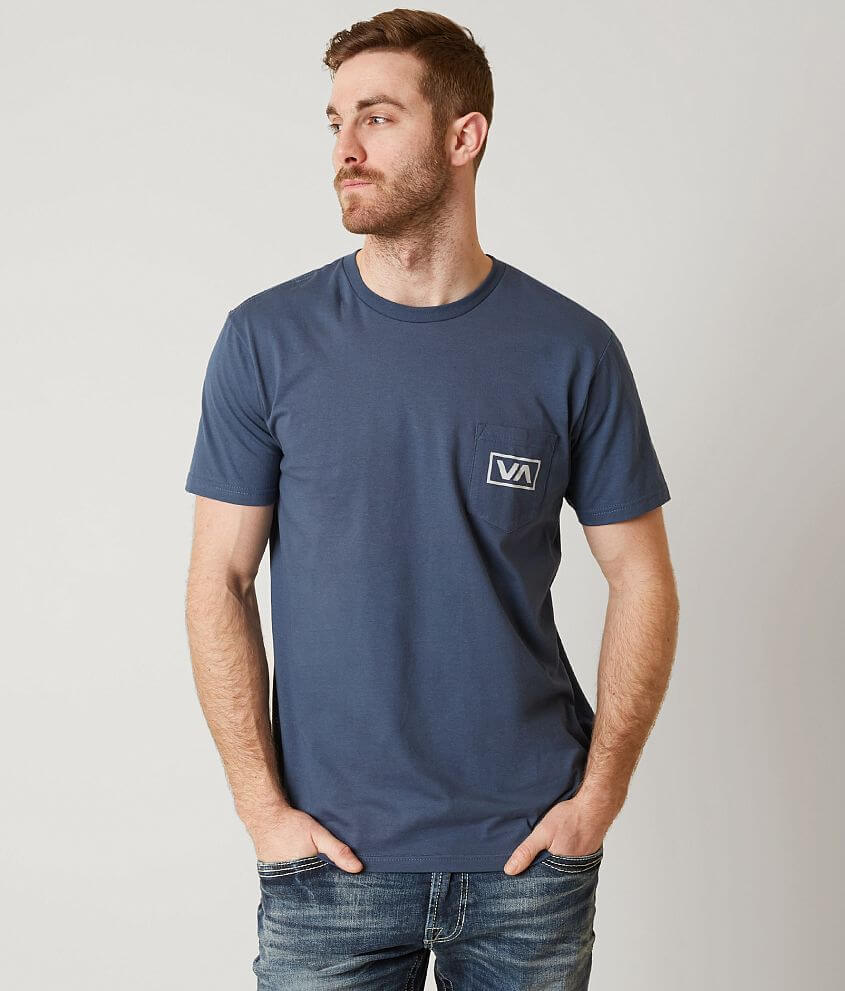 RVCA Global T-Shirt front view