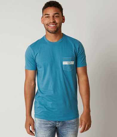 RVCA Hat Patch T-Shirt