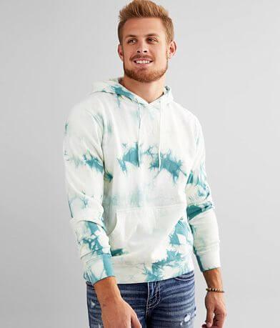 RVCA Tonally Tie Dye Hooded Sweatshirt
