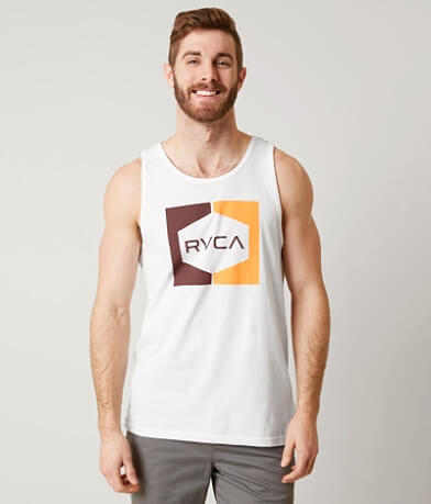 RVCA Invert Hex Tank Top