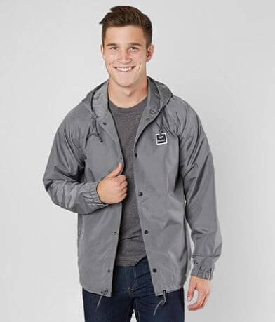 RVCA Coaches Hooded Jacket