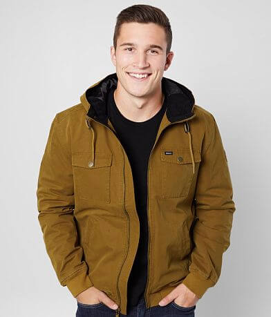 RVCA Waterproof Bomber III Hooded Jacket