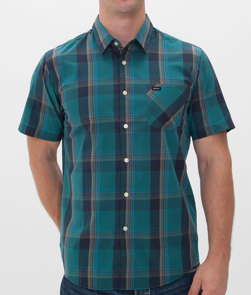 RVCA Goldy Shirt front view