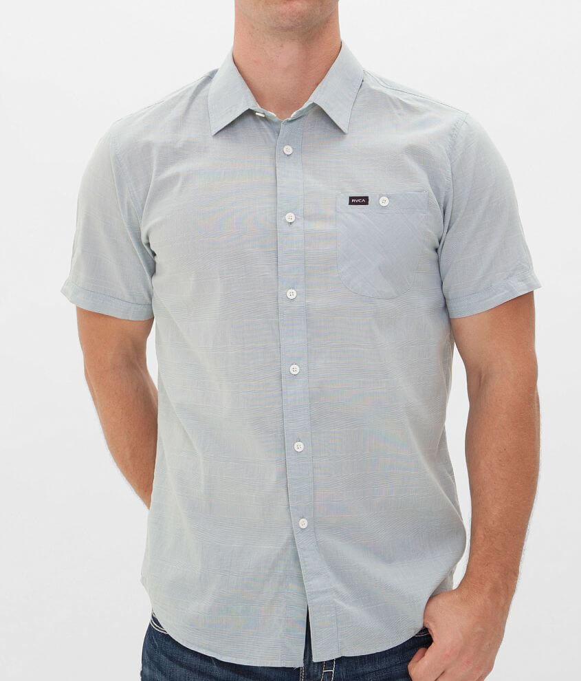 RVCA Optic Shirt front view