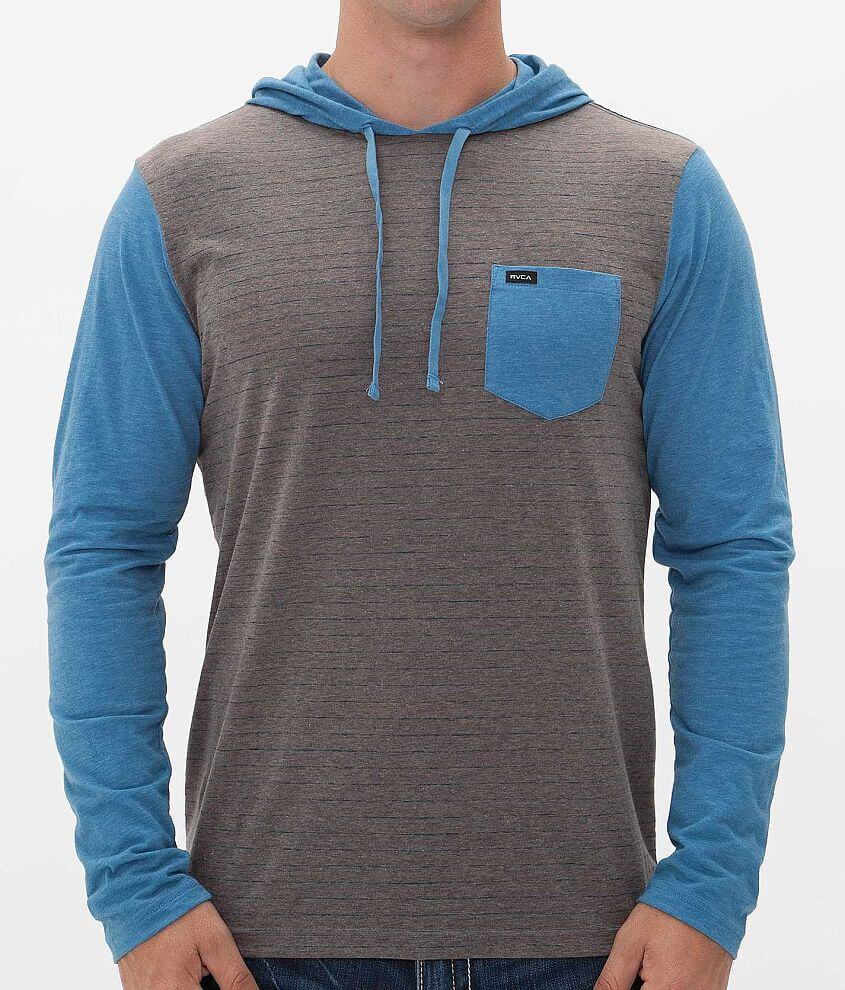 RVCA Cruise Up Hoodie front view
