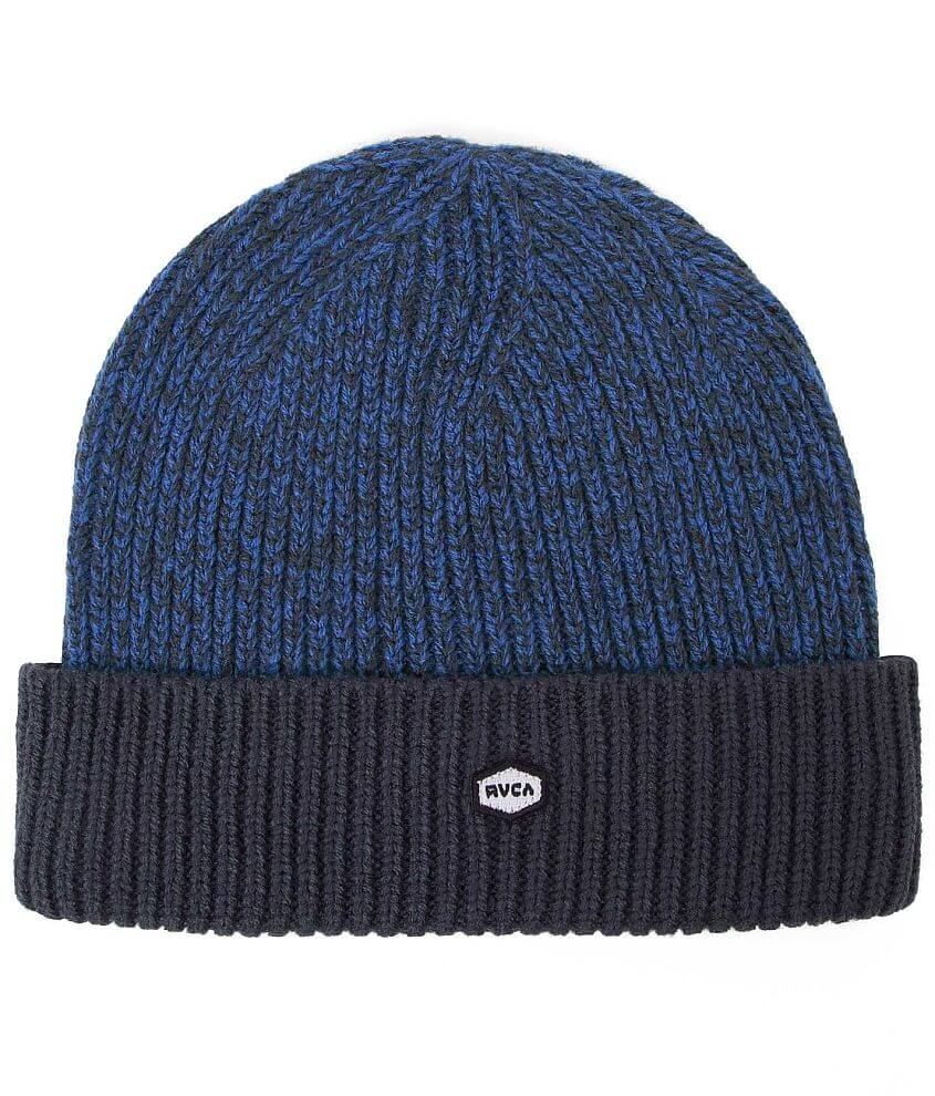 RVCA Devise Beanie front view