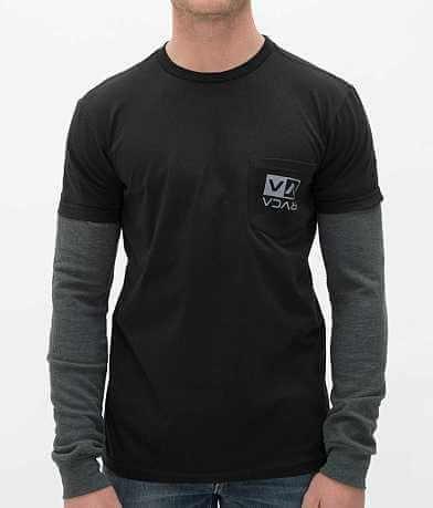 RVCA Flipped Box 2-Fer T-Shirt