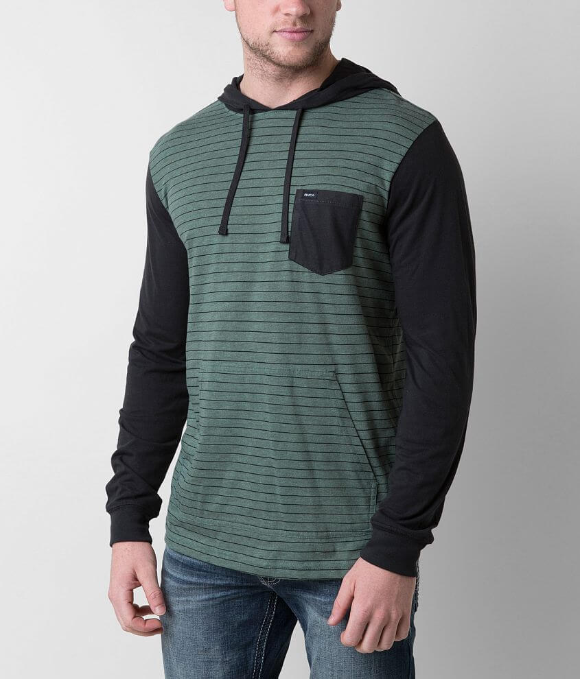RVCA Set Up Hoodie front view