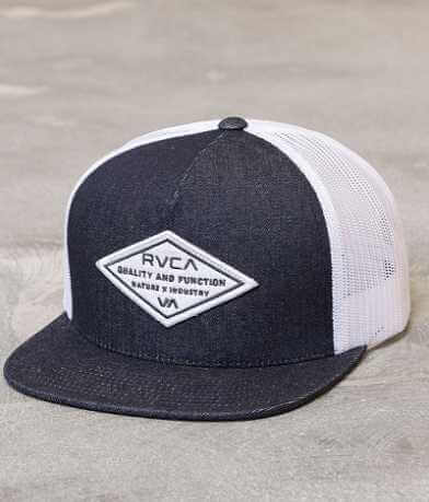RVCA Basic Balance Trucker Hat