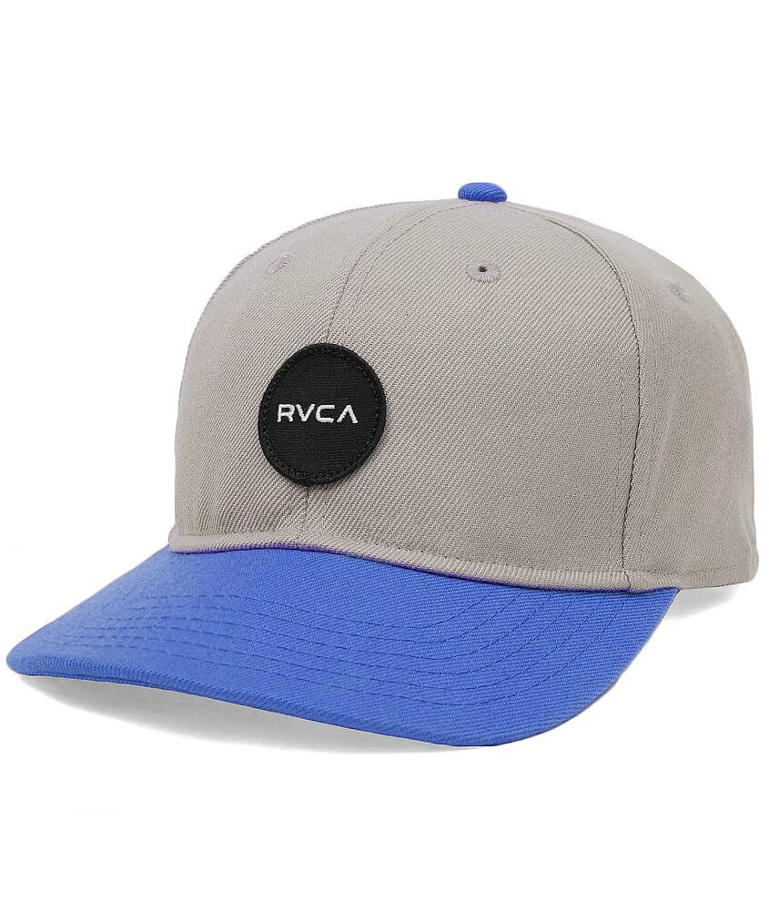 RVCA Hooks Hat front view