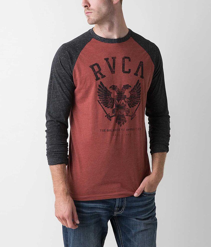 RVCA Emperor T-Shirt front view