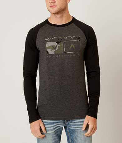 RVCA Rectangle Operations T-Shirt