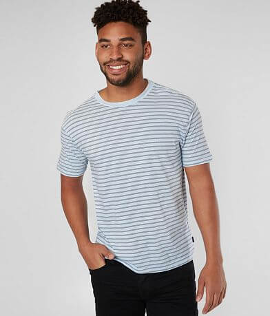 RVCA Automatic Striped T-Shirt