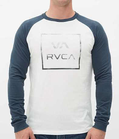 RVCA All The Way Sky T-Shirt