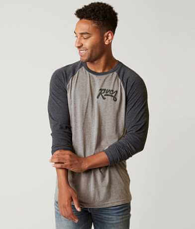 RVCA Loop Back T-Shirt
