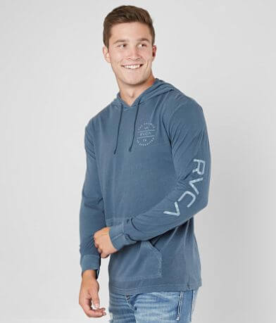 RVCA Text Circle Hoodie